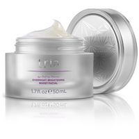Age Defying Skincare Overnight Brightening Boost Facial Mask de Tria 50ml