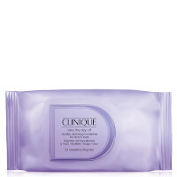 Clinique Take the Day Off Face and Eye Cleansing Towelettes - 50 enheter