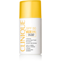 Mineral Sunscreen Fluid for Face SPF50 de Clinique 30ml