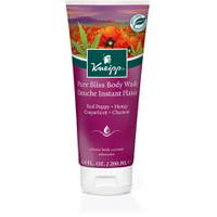 Kneipp Pure Bliss Red Poppy and Hemp Body Wash - 200ml