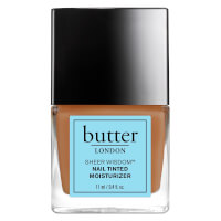 Hidratante para Uñas con Color Sheer Wisdom de butter LONDON11 ml - Bronceado
