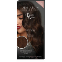 "Beauty Works Jen Atkin Hair Enhancer 18"" - Hot Toffee 4"
