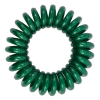MiTi Professional Hair Tie - Emerald Green (3pc)
