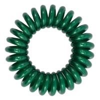 Goma de pelo profesional de MiTi - Verde esmeralda (3 unidades)