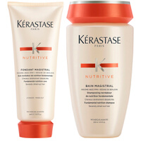 Kerastase Nutritive Fondant Magistral 200ml & Nutritive Bain Magistral 250 ml