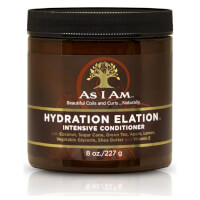 "Après-shampooing hydratant ""Hydration Elation Intensive"" d'As I Am (227 g)"