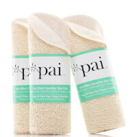 Pai Dual-Effect Sensitive Skin Cloth (Pack of 3)