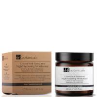 Dr Botanicals Coco Noir Sensuous Night Repairing Moisturiser 50ml