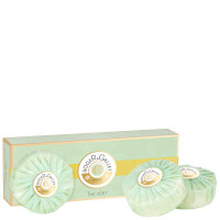 Roger&Gallet Green Tea Soap Coffret 3 x 100g