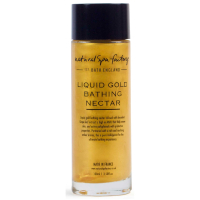 Natural Spa Factory Liquid Gold Bathing Nectar