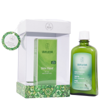 Weleda Skin Food and Pine Bath Gift Box (Worth £19.95)