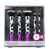 Real Techniques Your Picks Limited Edition Makeup Brush Set