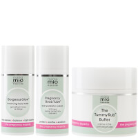 Mama Mio Second Trimester Butter Bundle (Worth £76)