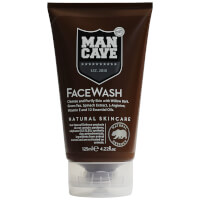 ManCave Willow Bark Face Wash 150ml
