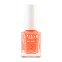 Nailed London with Rosie Fortescue Nail Polish 10ml - Coral Chameleon
