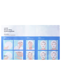 Skin79 3 Step Shower Glow Mask 25ml (Pack of 10)