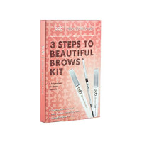 Billion Dollar Brows Three Steps to Beautiful Brows