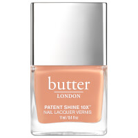 butter LONDON Patent Shine 10X Nail Lacquer 11ml - Tea with the Queen