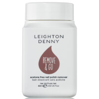 Leighton Denny Remove and Go Polish Remover - Mango 60ml