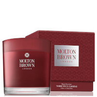 Molton Brown Rosa Absolute Three Wick Candle 480g