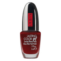 PUPA Lasting Color Gel Gloss Effect Chic Boudoir Nail Polish