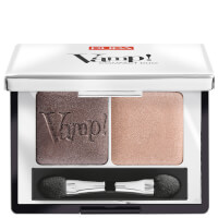 PUPA Vamp! Compact Eyeshadow Duo - Bronze Amber