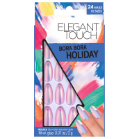 Elegant Touch Holiday Collection Nails - Bora Bora