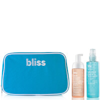 bliss Triple Oxygen Cleanser Toner Duo (Worth £45.00)
