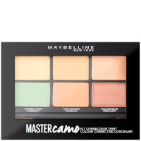 Maybelline Master Camo Colour Correcting Concealer Kit 6g - Light