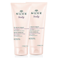 NUXE Women's Shower Gel Duo 200ml