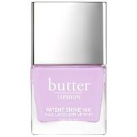 butter LONDON Patent Shine 10X Nail Lacquer English Lavender 11ml