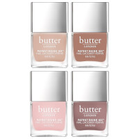 butter LONDON Polished Nudes Collection (4 x 6ml)
