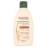 Aveeno Daily Moisturising Body Wash - Vanilla and Oat 300ml
