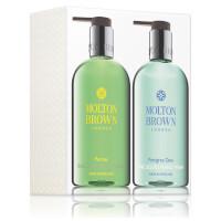 Molton Brown Puritas & Pettigree Dew Hand Wash Set