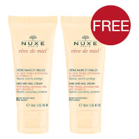 NUXE Rêve de Miel Duo Hand and Nail Cream