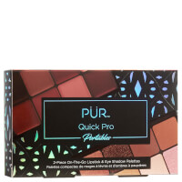 PÜR Quick Pro Portables Eye & Lip Palette - Day Dream