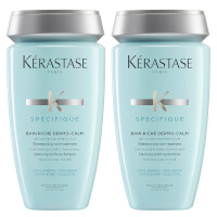 Kérastase Specifique Dermo-Calm Bain Riche Shampoo 250ml Duo