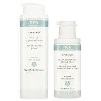 REN Summer Skin Recovery Duo (Worth £45.00)