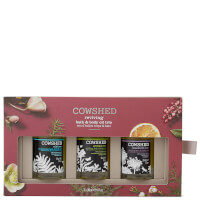 Cowshed Reviving Bath and Body Oil Trio (Worth £21)