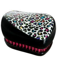 Tangle Teezer Compact Styler Hairbrush - Punk Leopard