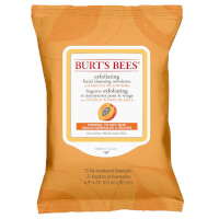 Burt's Bees Facial Cleansing Towelettes - Peach and Willow Bark (25 Count)