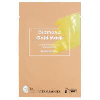 Vitamasques Diamond Gold Dust Sheet Mask 20ml