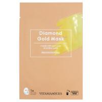 Vitamasques Diamond Gold Dust Sheet Mask 20ml
