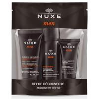 NUXE Men Transparent Bag