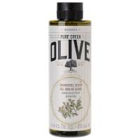 KORRES Natural Pure Greek Olive and Cedar Shower Gel 250ml