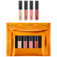 MAC Shiny Pretty Things Party Favours Mini Lip Glosses - Nude