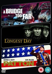Longest Day/ A Bridge Too Far/ Patton