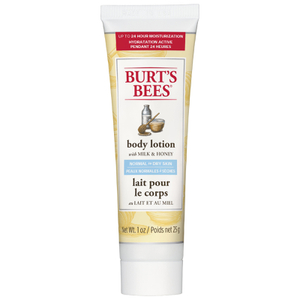 Burt's Bees Naturalmente Nourishing Milk & Honey Body Lotion (236ml)