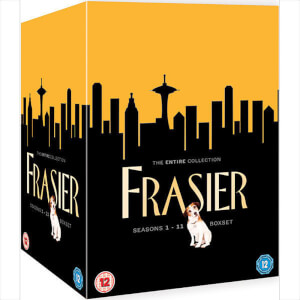 Frasier - Series 1-11 - Complete