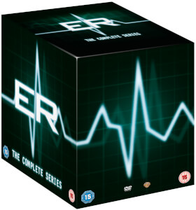 E.R. - Series 1-15 - Complete